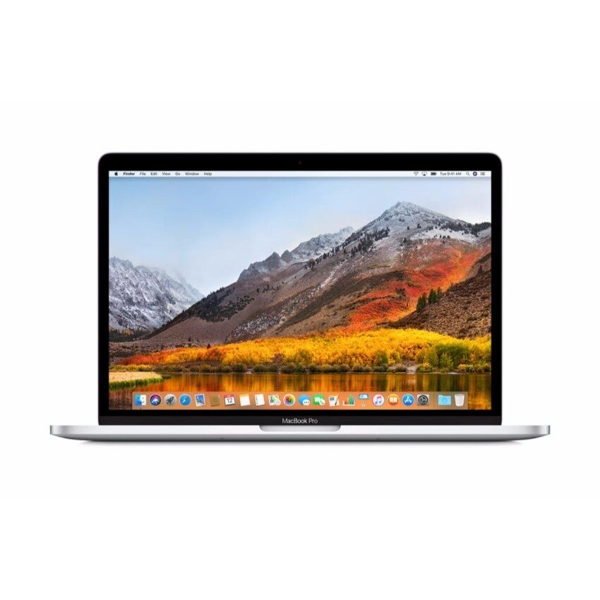 Apple MacBook Pro 13-inch 256GB Silver Malaysia