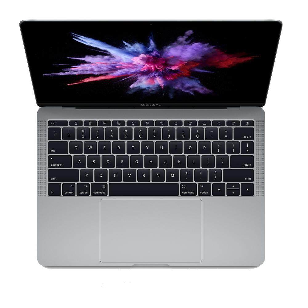 Apple Macbook Pro MPXQ2ZP/A 13.3 Laptop Grey (i5 2.3GHz, 8GB, 128GB, Intel, Sierra) Malaysia