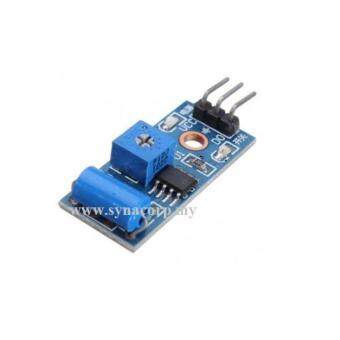 Arduino Adjustable Vibration Sensor Switch Module
