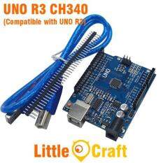 Arduino Uno R3 with ATmega328P CH340G Malaysia