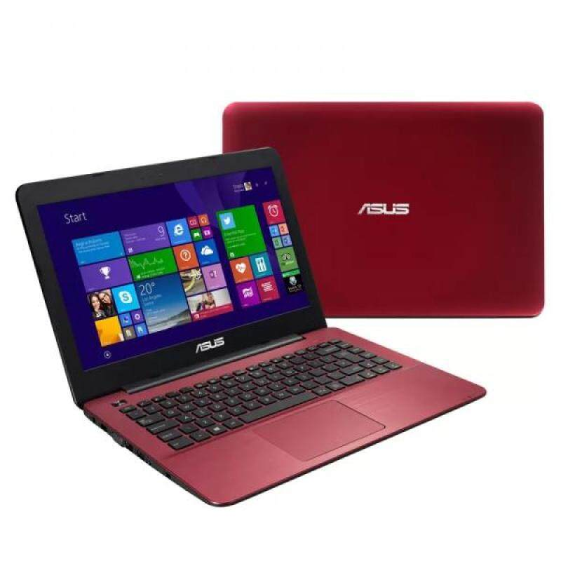 Asus A-Series A456U-RFA134T 14 FHD Laptop Red (i5-7200, 4GB, 1TB, GT930MX 2GB, W10H) Malaysia