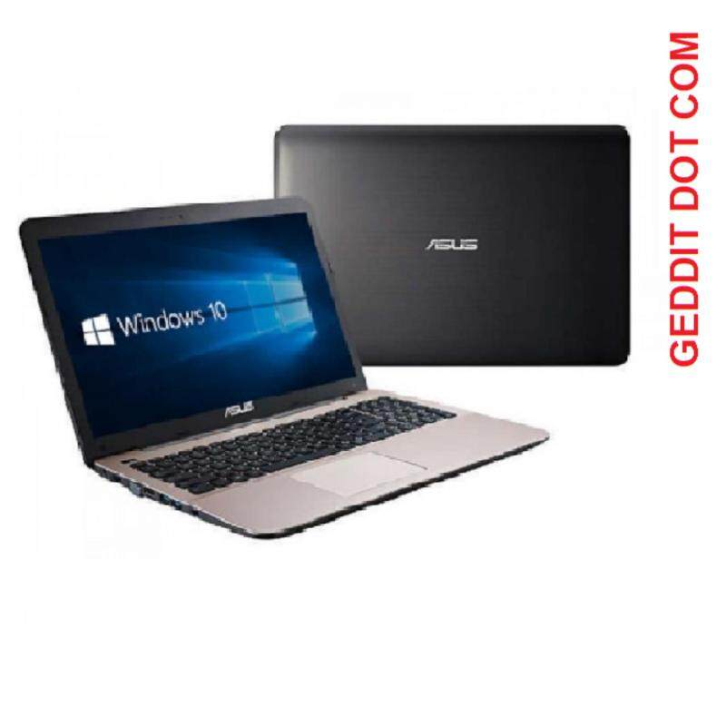 ASUS A556U-QDM1015/69/70/71T NOTEBOOK (i5-7200U,4GB DDR4,1TB,GT940MX-2GB,15.6,WIN10,BACKAPCK) Malaysia