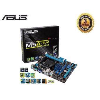 Harga Asus Motherboard AMD AM3+ S760G M5A78L-M LX3