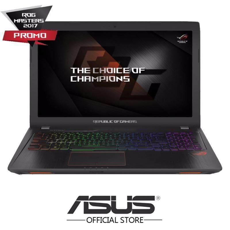 Asus ROG GL553V-DDM635T 15.6 Gaming Laptop/ Notebook (i7-7700HQ, 4GB, 1TB, NV GTX1050 4GB, W10H) Malaysia