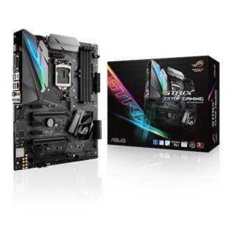 Asus STRIX Z270F GAMING LGA1151 Mainboard - Dual M.2 Socket