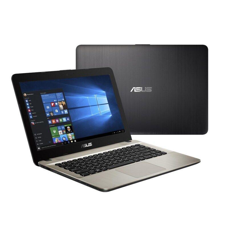 Asus VivoBook Max X441U-VWX158T 14 Laptop (Black) + Asus FreeBackpack Malaysia