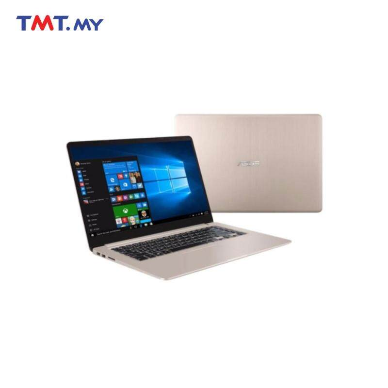 Asus Vivobook S510U-QBQ387T Laptop | Core i5 | 4GB | 1TB | NVD GT940MX 2G | 15.6FHD - Gold Malaysia