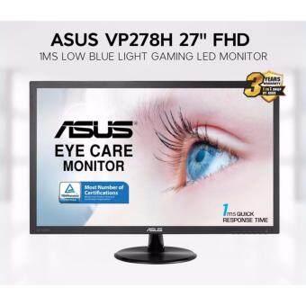 "Asus VP278H 27"" FHD 1920x1080 Gaming Monitor"