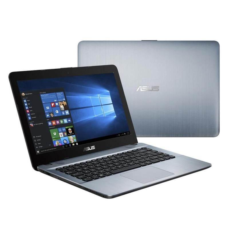Asus X541N-AGO281T Notebook - Silver  Intel Celeron  4GB D3  500GB  15.6  W10 Malaysia