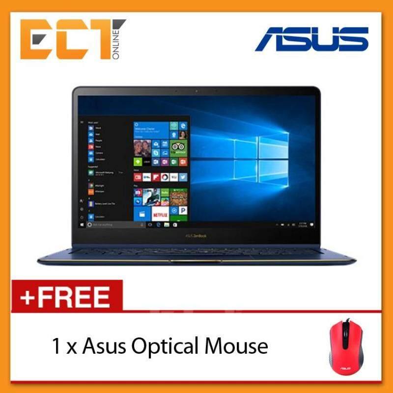 Asus Zenbook Flip S UX370U-AC4169T 13.3 FHD Laptop (i7-7500U,512GB,8GB,W10) Malaysia