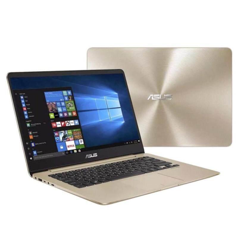Asus Zenbook UX430U-AGV402T 14 FHD Gold Laptop (i3-7100U/8GB/256GB/Intel/W10) Malaysia