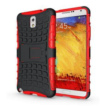 Asuwish Heavy Duty Rugged Case Hybrid Silicone Hard Cover PhoneCases For Samsung Galaxy Note3 N900 N9000 N9005