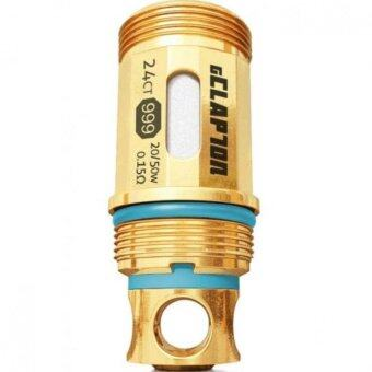 Harga Atom Vapes gClapton Gold Plated OVC Coil NI200 0.15? TC Coils(compatible with Aspire/Herakles Tanks)