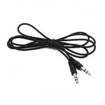 Harga Audio Jack 3.5mm Male to Male Audio Cable 1.5M