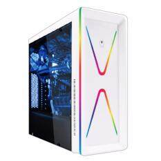 Avf Gaming Freak The Wiccan ATX Case with Side Window USB3.0 Malaysia