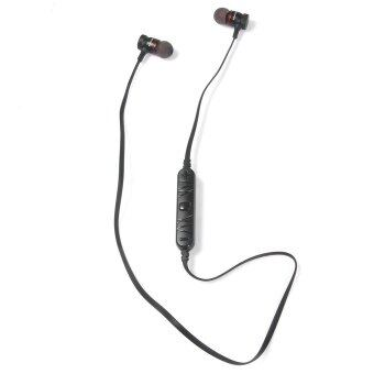 Awei A920BL Sport Bluetooth Earphone (Black) - 3