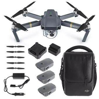Harga (Best Buy) DJI Mavic Pro Fly More Combo