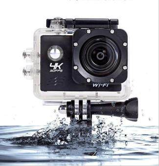 Best Sell Arrival! 4K Action Camera H9/H9R Ultra HD 4K Action Camera 30m Waterproof 2.0' Screen 1080p Sport Camera