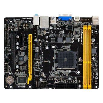 Biostar AM1MHP Ver. 6.x Motherboard For Socket LGA AM1 APU SupportsUSB 3.0