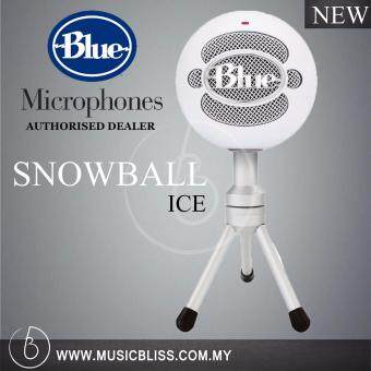 Harga Blue Snowball Condenser Microphones (ICE)
