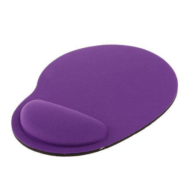 BolehDeals 2pcs Ergonomic Mice Mouse Pad With Gel Wrist Support for PC Notebook Laptop Malaysia