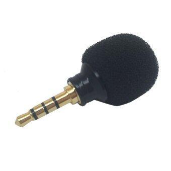 BolehDeals 3.5mm Mini Stereo Microphone Mic -Mobile Phone LaptopRecording Small - 2 .