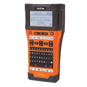 Harga Brother P-Touch PT-E550WVP Wireless Handheld Label Maker Special For Electrical and Datacom Installation