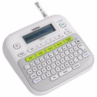 Harga Brother PT-D210 P-Touch Labeling Machine Easy-to-Use Label Maker