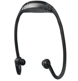 BS19 Wireless Bluetooth On-ear Sports Headset Headphones (Black) - 3