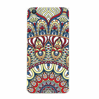 Harga BUILDPHONE Plastic Hard Back Phone Case for OPPO Find7 X9077 X9007 Multicolor .