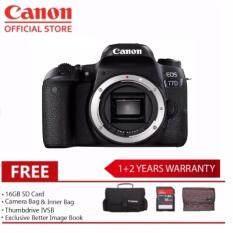 Harga Dan Spesifikasi Kamera Canon EOS 77D Terbaru 2017