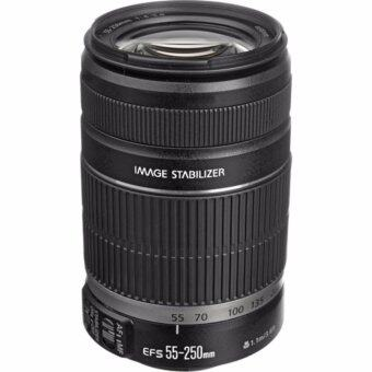 Harga Canon EF-S 55-250mm f/4-5.6 IS II Lens