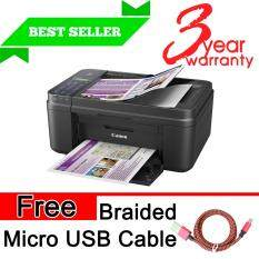 Canon Pixma E480 Ink Efficient All In One Printer -  Print,Scan,Copy,Fax,Wifi Direct similar with Epson L655