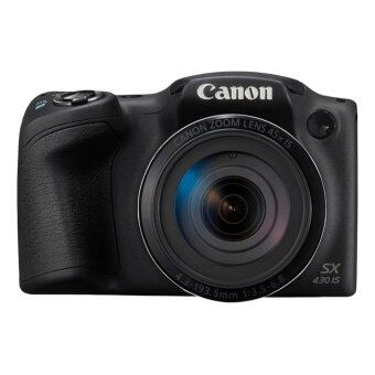 Harga Canon Powershot SX430 IS with Canon Malaysia Warranty