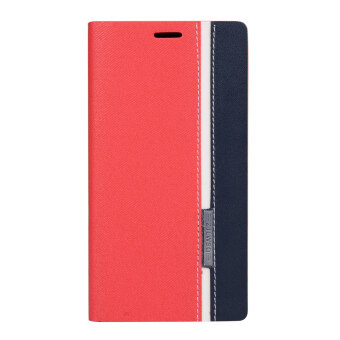 Case for Lenovo A7000 A7000 Plus K3 Note Two color Leather StandCase Cover .