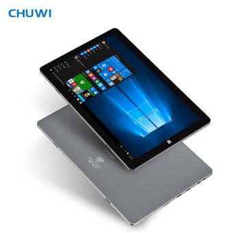 Malaysia Prices CHUWI Hi10 Plus Tablet 10.8 inch 1920*1280 Screen Windows10 &Android 5.1 Intel ATOM X5 Cherry Trail Z8350 CPU 4GB RAM / 64GB ROM(Grey)