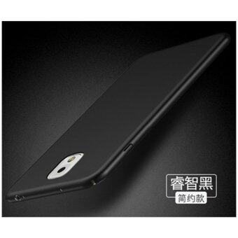 Classic High Quality 360 ultra-thin matte PC hard Protection Highquality classic Cover Case For S amsung Galaxy Note3(N9006(Black) -intl