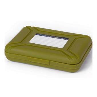 "Computers Laptops External Hard Drives Rico Php-35 3.5' HddProtector For 3.5\"" Ide Sata Hdd Case Hard Drive Disk Protect UpsetCover Box,Hdd Enclosure Dark Green"