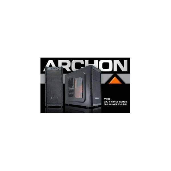 Cougar Archon Mid Tower Gaming Atx Casing-Neutral Malaysia