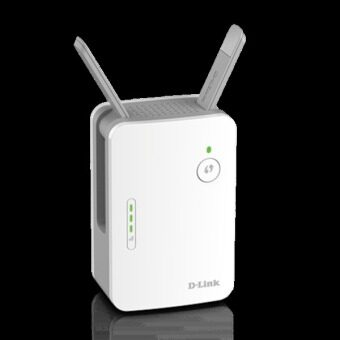 Harga D-LINK AC1200 WiFi Range Extender Dual Band Wireless RepeaterDAP-1620 (White)
