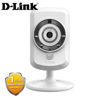 D-Link DCS-942L Wireless N Day & Night Cloud IP Camera With Micro SD Card Slot (My D-LINK)