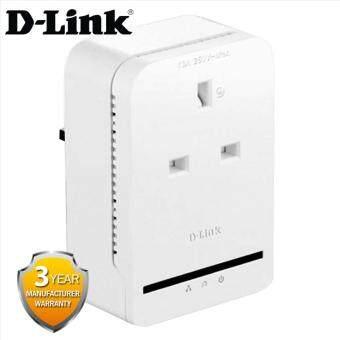 D-Link DHP-P308AV Powerline Up to 500Mbps AV Network Adapter +PassThrough (MiNi )
