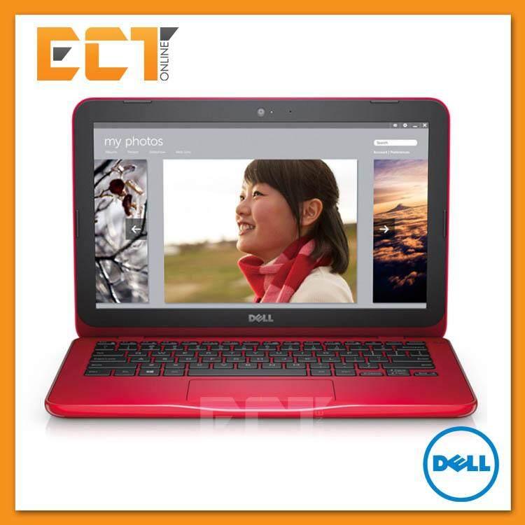 Dell Inspiron 11 3162-7141SG-W10 Multimedia Notebook (N3710 2.53GHz,128GB SSD,4GB,11.6,W10) - White Malaysia