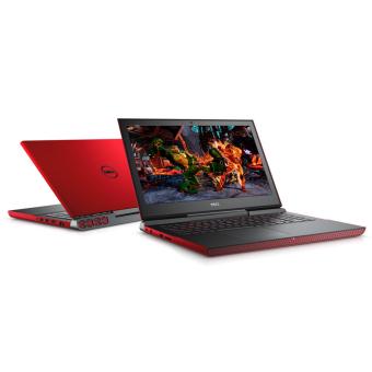 Dell Inspiron 15 7567-30414G-W10 15.6 FHD Laptop Red (i5-7300HQ, 4GB, 1TB, GTX1050 4GB, W10H) Malaysia