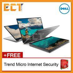 Dell XPS 13 (9365) 2 in 1 Ultrabook (i5-7Y54 3.20Ghz,256GB SSD,8GB,13.3QHDTouch,W10) - Black Malaysia