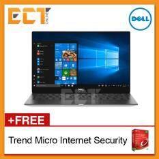 Dell XPS 13 (9370) Ultrabook Notebook (i5-8250U 3.40Ghz,256GB SSD,8GB,13.3FHD,W10) - Silver Malaysia