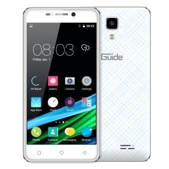 Harga Ding Ding guide A1 (2016) - 4.5Inch - QUAD CORE - 512MB+8GB (WHITE)-1 Year Ding Ding Malaysia Warranty