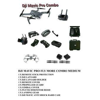 Harga DJI Mavic Pro Hard Case Combo Package (Official DJI MalaysiaWarranty)