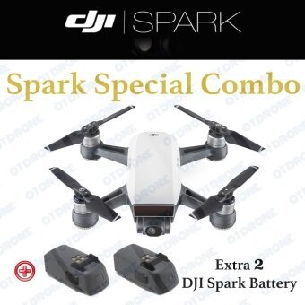Harga DJI Spark Special Combo (Ready Stock - Immediate Dispatch)-Official DJI Malaysia Warranty