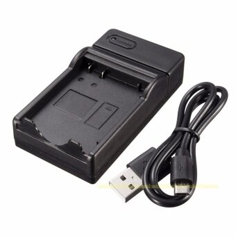Harga DMW-BLH7 Battery USB Charger BLH7E for Panasonic Lumix DMC-GM1DMC-GM5 DMC-GF7 DMC GM1 GM5 GF7
